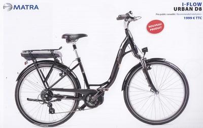 Vélo électrique MATRA Urban