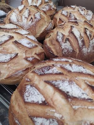 Boule Luberonne pain blanc artisanal