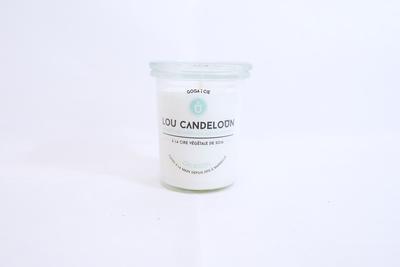 Bougie parfumée cire végétale - Calisson