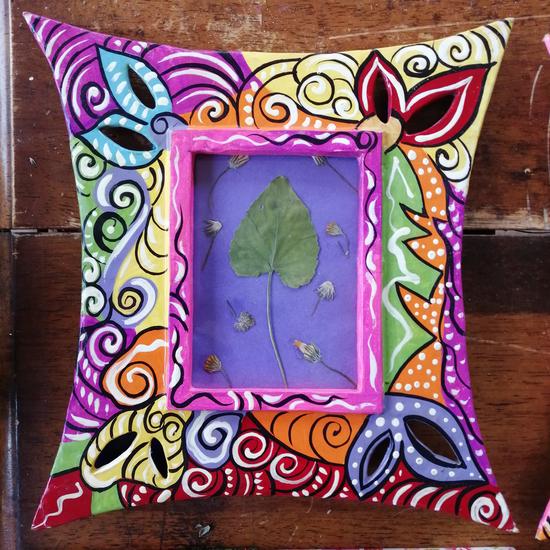 Cadre Herbier créatif médicinales1