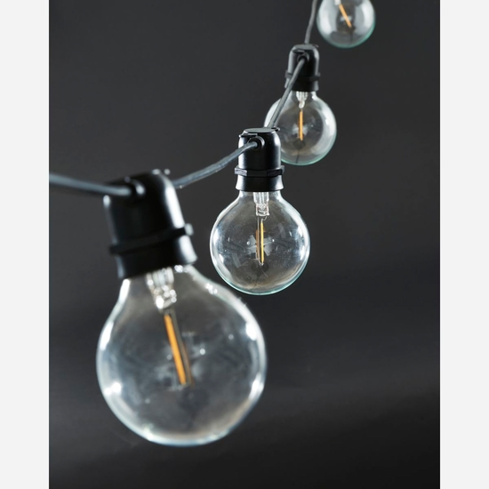 Lampes à cordes. House Doctor