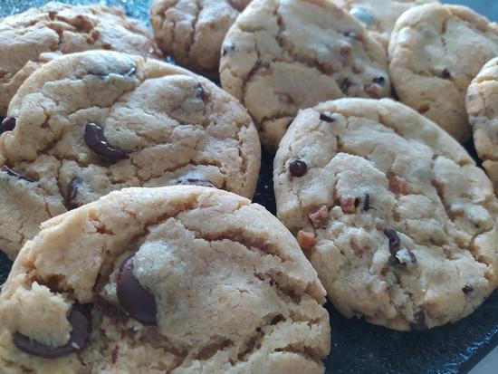 Cookies maisons - parfum au choix