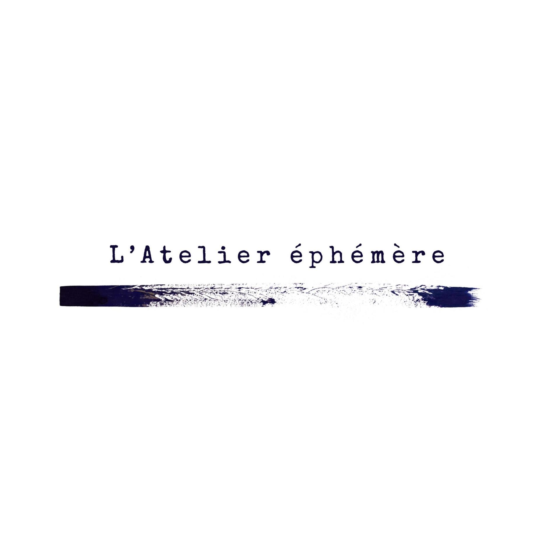 logo L'Atelier Ephémère
